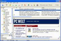 Screenshot programu Koma Mail 3.80
