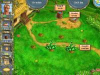 Screenshot programu Kouzelná farma