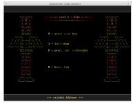 Screenshot programu Kroužící orel 1 1.0
