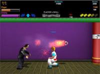 Screenshot programu Kung fu Master 3D 1.4.3