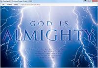 Screenshot programu Kyrathasoft Christian Prayer Minder 1.0.7.3
