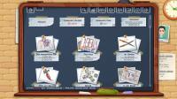 Screenshot programu LINGWA slovní zásoba (Němčina) 1.07