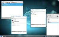 Screenshot programu LAN Messenger 1.2.35