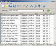 Screenshot programu LAN Search Pro 9.1.1 Portable