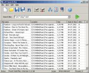 Screenshot programu LAN Search Pro 9.1.1