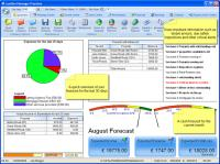 Screenshot programu Landlord Manager Pro 2010