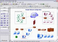 Screenshot programu LanFlow 6.38 Build 2106