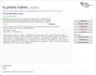 Screenshot programu Laplume 0.6