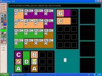 Screenshot programu Latin Squares 2.0