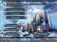 Screenshot programu Ledová královna