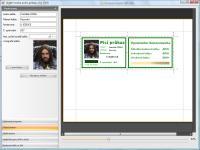 Screenshot programu Legální tvorba picího průkazu - Pičáku 1.0