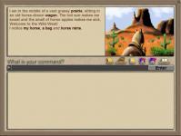 Screenshot programu Legend of the Apache Gold