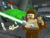 Screenshot programu LEGO Star Wars