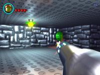 Screenshot programu LEGO Wolf 3D