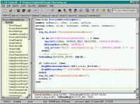 Screenshot programu LHCodeEdit  1.30