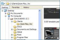 Screenshot programu Lightbox 3.0