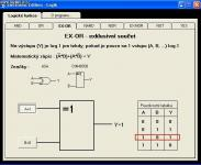 Screenshot programu Logik 1.0