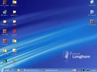 Screenshot programu Longhorn Transformation Pack  10.5