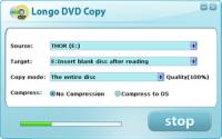 Screenshot programu Longo DVD Copy 3.41
