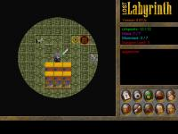 Screenshot programu Lost labyrinth