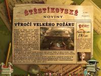 Screenshot programu Loutkové divadlo - Záhada Štěstíkova