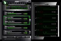 Screenshot programu MSI Afterburner 4.2.0.7826