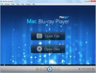 Screenshot programu Macgo Windows Blu-ray Player 2.16.9.2163