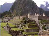 Screenshot programu Machu Picchu Screensaver 1.0