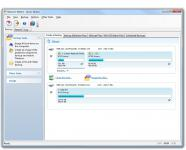 Screenshot programu Macrium Reflect Professional Edition 5.2