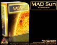 Screenshot programu MAD Sun ScreenSaver