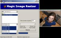 Screenshot programu Magic Image Resizer 1.7