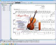 Screenshot programu MagicScore Maestro 7.895