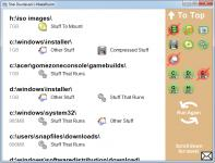 Screenshot programu MakeRoom 1.0