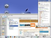 Screenshot programu Mandrake Linux 10.1