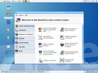 Screenshot programu Mandriva Linux 2010