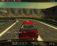 Screenshot programu Mania Drive