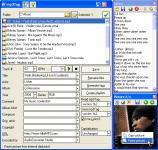 Screenshot programu mp3Tag 5.91
