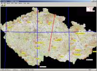 Screenshot programu MapView 4.2.1