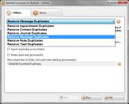 Screenshot programu Mark Duplicate Messages 2.3