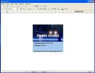 Screenshot programu Mark Word 3.2.2.69