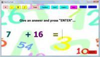 Screenshot programu Math For Child 2.0