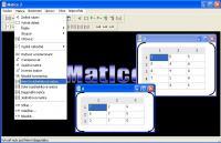 Screenshot programu Matice 2.1.5