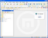 Screenshot programu Maxthon Classic 1.6.5.18