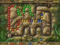 Screenshot programu Mayan Maze