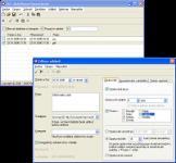 Screenshot programu McSoftware Upozorňovač