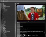 Screenshot programu Mediastork 0.25 alpha