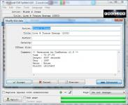 Screenshot programu Medieval CUE Splitter 1.1