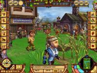 Screenshot programu Medieval Conquest