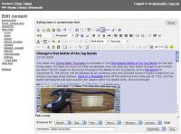 Screenshot programu Meditate  1.3