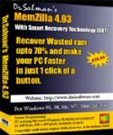 Screenshot programu MemZilla 2012